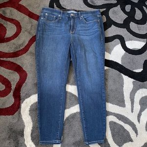 🌴EUC - Torrid Sky High Skinny Jeans Size: 16S